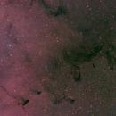 Barnard 160, 162, & 163 in Cepheus,                                Ara