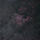 NGC 7000,                                astropical