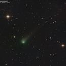 Comet C/2017 PANSTARRS,                                José J. Chambó