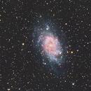 M33 LhRhGB,                                Francesco Di Cencio
