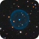 """""""Perfect Planetary"""" Abell 39 and PGC58246,                                Albert van Duin"""