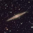NGC 891,                                Michael Finan