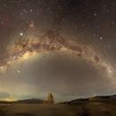 Milky Way Arc,                                Tarun Kottary