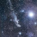 NGC2118 Witch Head feeric version,                                Jocelyn Podmilsak