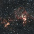 IC3576 - The Statue of Liberty Nebula,                                NocturnalAstro