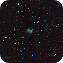 Dumbbell nebula,                                Gianlorenzo