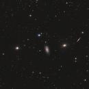 Draco Triplett NGC 5985, 5982, 5981,                                Algorab