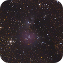 Sh2-82 (Sharpless 2-82, aka the Little Cocoon Nebula),                                lowenthalm