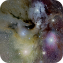 The Great Rho Ophiuchus Antaries Nebula Complex,                                hbastro