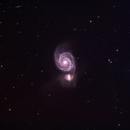 M51 Whirlpool Galaxy,                                Dale Penkala