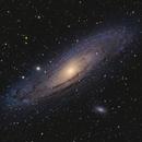 M31 - Andromeda,                                Mark Germani