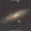 Andromeda Galaksisi,                                Onur Durma