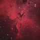 Messier m16 Eagle Nebula,                                AstroRiccione