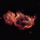 Space on Fire - Starless Soul Nebula,                                AstroNick