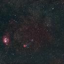 Sagittarius wide field taken during August 2006 from Villa Tatti, Grosseto - Italy,                                Stefano Ciapetti
