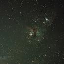 Eta Carinae Nebula,                                Geovandro Nobre