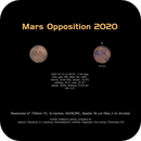 Mars Opposition 2020,                                astropical