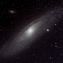 M31 - Andromeda Galaxy,                                ThatsNoMoon