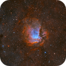 SH2-112 - A Cygnus Nebula,                                Kevin Morefield