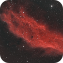 The California Nebula - NGC 1499 - HSS Image,                                JohnAdastra