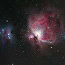 M42 - Orion,                                astrobrian
