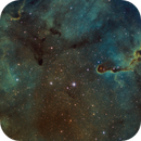IC 1396 SHO,                                LAMAGAT Frederic