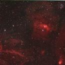 NGC7635,                                Emiliano Matticoli