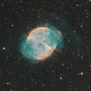 M27 Bicolor (Ha/Oiii),                                Goofi