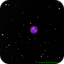 M97 - Owl Nebula in Ursa Major,                                Mataratzis