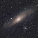 M31 The Andromeda Galaxy,                                Rian Bergen