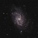 Triangulum Galaxy,                                Radek Kaczorek