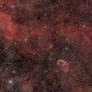 NGC6888 widefield,                                Jenafan