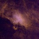 M16 Eagle Nebula,                                dennis1951