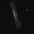 NGC3628 the Hamburger Galaxy in Leo 3/22/2017,                                rigel123