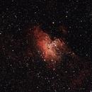 Eagle Nebula M16,                                Jonathan Nelson