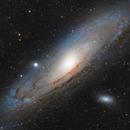 M31 Andromeda,                                Piotr Zyziuk