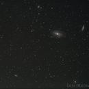 A cameo by NGC 2976, NGC 3077 (OK, its really M81),                                Ian Dixon