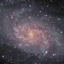 Triangulum Galaxy (Crop) - 11/7/2010,                                AstroPoverty