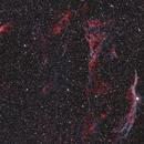 The Cygnus Loop,                                Pierre Tremblay