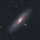 Andromeda Galaxy,                                drivingcat