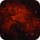 Barnard 347 - Narrow field,                                Carles Zerbst