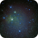 Rho Ophiucus, Antares e M4,                                Augusto
