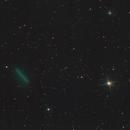 Comète C/2017 T2 au 20 05 2020 (étoiles),                                Corine Yahia (RIGEL33)