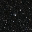 NGC 2261 Hubbles variable nebula,                                Riedl Rudolf