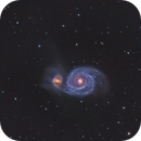 M51 LRGB,                                HomerPepsi