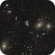 Virgo Cluster/Markarian's Chain,                                Graeme Coates