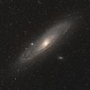 M31-Andromeda Galaxy,                                omer4999
