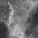 NGC7000,                                Jan Eliasek