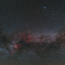 Milky Way in Cygnus,                                J_Pelaez_aab