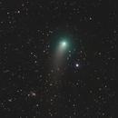 Comet C/2018 W2 Africano - 2019-10-01,                                Jarrett Trezzo
